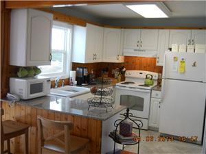 Beautiful Kitchen with Gulf Views