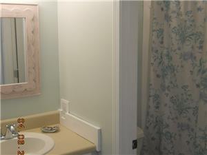 2 Full Bathrooms both downstairs