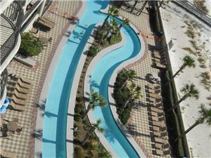 Amazing & Popular Lazy River with Water Slide