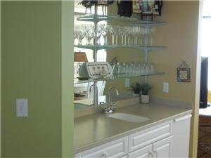 Additional View of Wet Bar