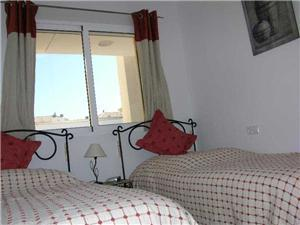 Twin Bedroom, 1106 Ribera Beach 2