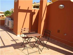Terrace Area, 1207 Albatros Playa 3