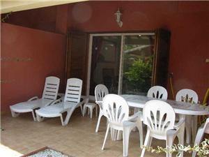Terrace Area, 6705 Albatros Playa 2