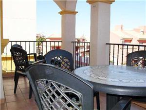 Balcony Area, 4105 Ribera Beach 2