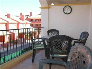 Balcony, 4105 Ribera Beach 2