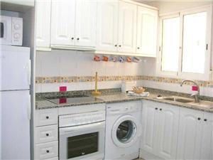 Kitchen Area, 4105 Ribera Beach 2