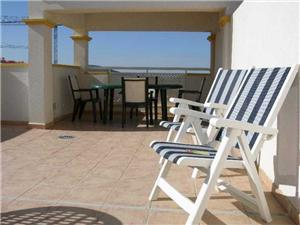 Upper Terrace Area, 1106 Ribera Beach 2