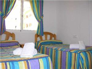 Twin Bedroom, 4105 Ribera Beach 2