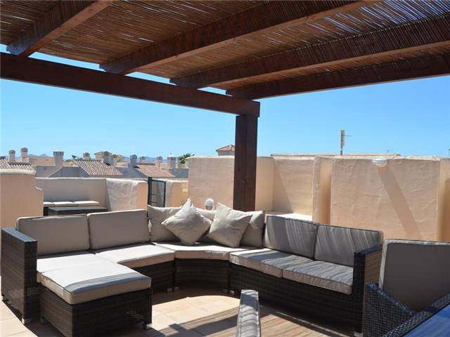 Private roof terrace 5508 - Roda Golf Resort