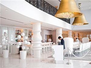 Mondrian South Beach Fine Dining