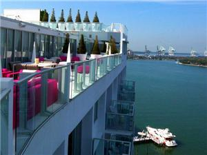 Mondrian South Beach Sky Terrace