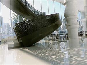 Famous Staircase designed by Marcel Wanders