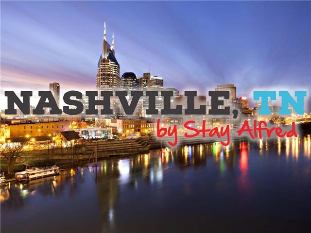 Downtown nashville vacation rentals by stay alfred for Cabins to stay in nashville tn