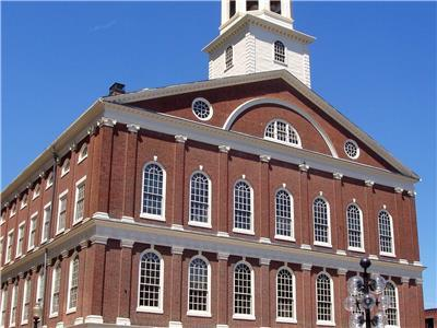Faneuil Hall Marketplace - Shopping in