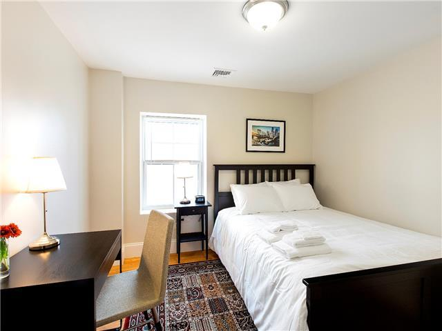 Double Room - Boston Hostel