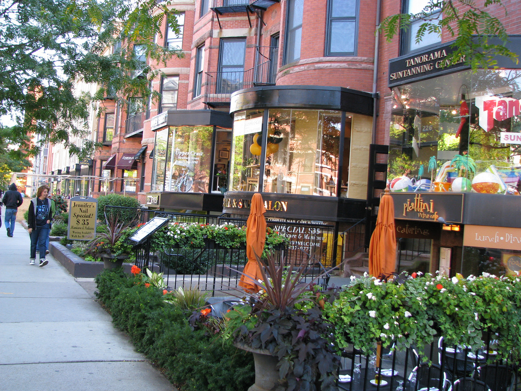 Image result for newbury street boston