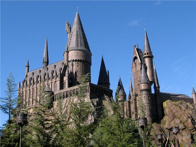 Harry Potter Wizarding World Universal