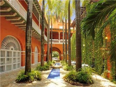 Boutique Hotel  in Cartagena