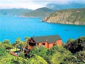 slide garden bay house