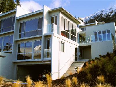 Ski House in Queenstown