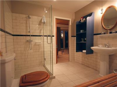 alpine bathroom
