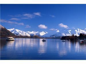 Lake Wanaka winter