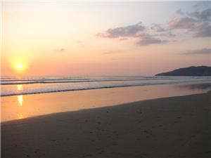 Playa Grande Sunset
