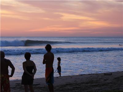 Last Sunset Wave