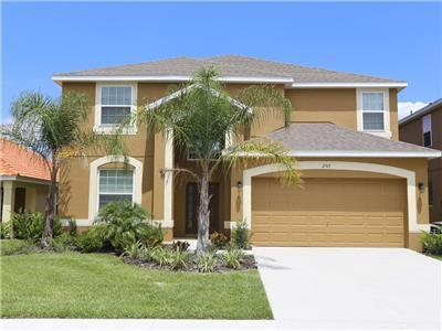 Single Family Private Vacation Homes with Pools in Kissimmee