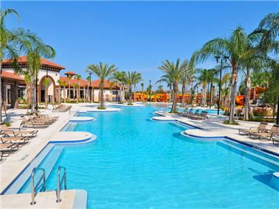 SOLTERRA RESORT IMPRESSIVE FIVE BED/4 BATH POOL HOMES  Properties