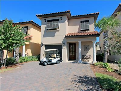 Golf Cart, Pool, Large Floor Plan at 2,022 Sq Ft! - Poppys Place at Villa Lago Sandestin®