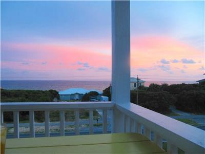 Porches w/ Gulf Views! Steps to Beach! 2 King Suites - Sunset Watch at Seacrest Beach 30A