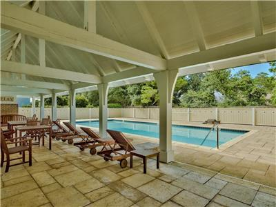 The Preserve at Inlet Beach Community Pool!