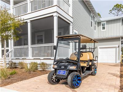 Cruise the Town from Enchanting at Seagrove!