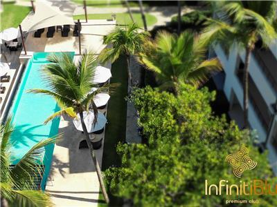 Puerto Plata apartments for Rent in Sosua with Pool View