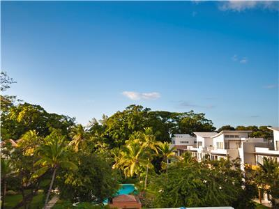 Garden View - Two Bedroom Condo in Beach Front Residence