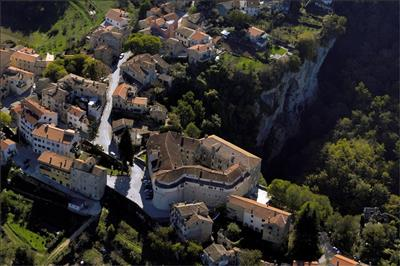 Pazin Castle and Cave
