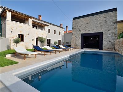 Vila Vira - modern Istrian style vila in peaceful village ideal for families