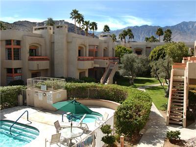 Condo in Palm Springs