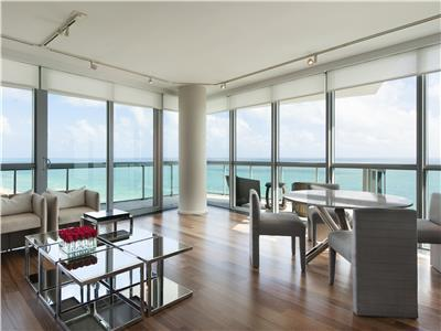 5 Star Setai Ocean Views 3 bedroom