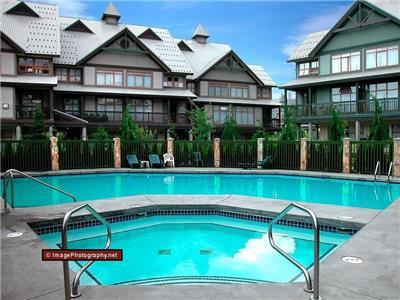 Stoney Creek - 2 bedroom - Whistler Village - Pool