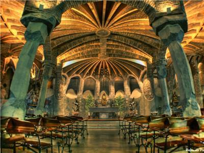 guell crypt