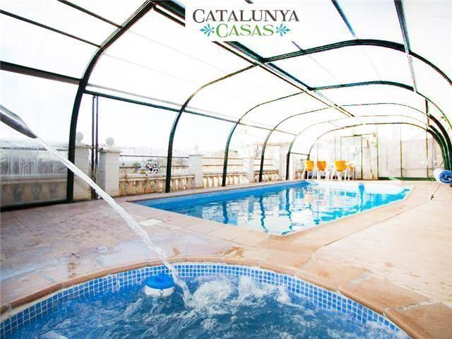 Tranquil Vilamajor casa only 15km from the Mediterranean beaches!