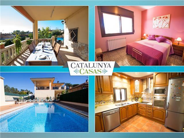 Villa barcelone costa brava villa costa dorada for Villa barcelone avec piscine