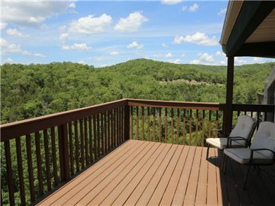 Branson Condo Rental | Eagles Nest | Indian Point | Silver Dollar City | Lake Views (061606)