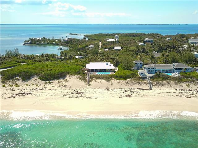 Firefly Sunset Resort In Elbow Cay Hope Town Restaurant