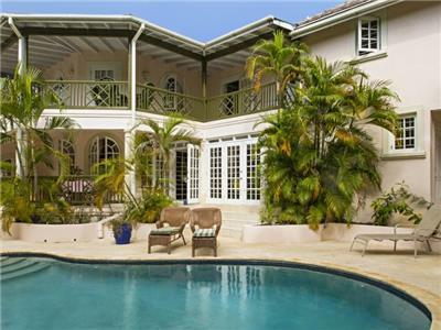 Elegant villa with cottage at Sandy Lane