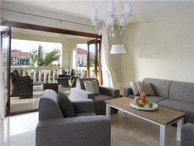 Spacious 3 bedroom apartment in Willemstad