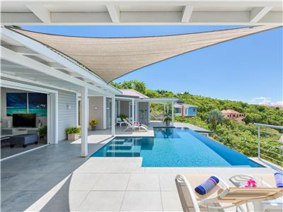 Charming 3 bedroom villa in Bel Air Sint Maarten