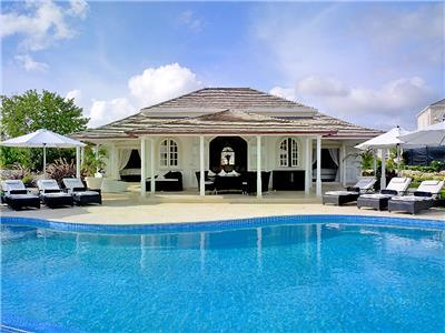 Luxurious 4 bedroom villa with full amenities of Royal Westmoreland resort.